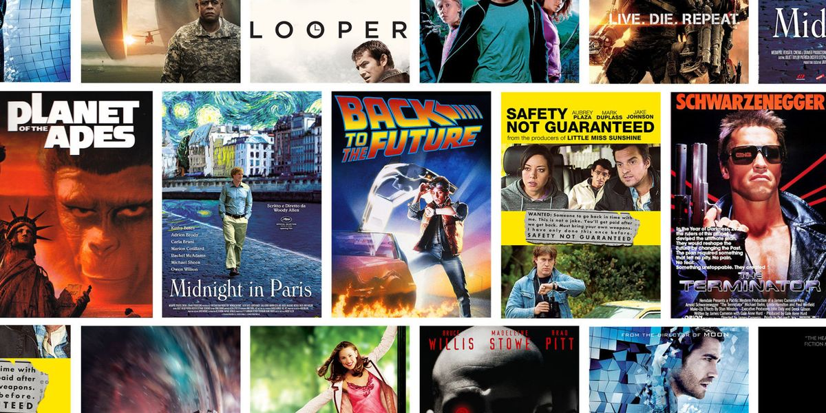 best Time Travel films