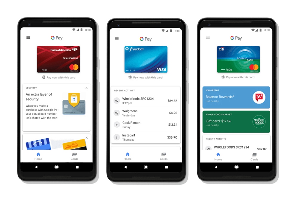 Google Pay Payment Gateway