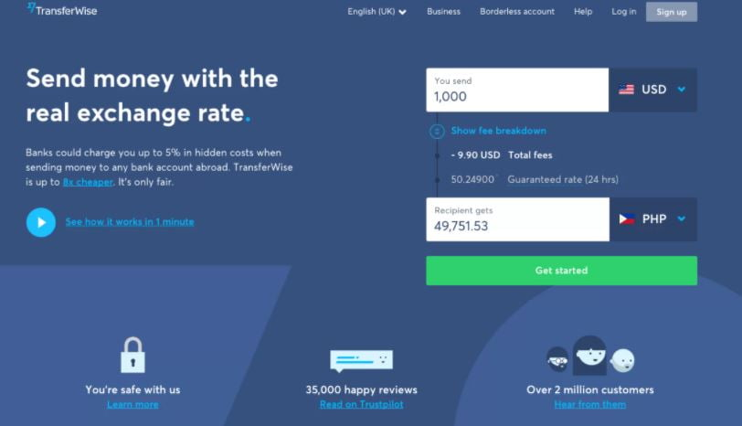 TransferWise Payment Gateway Alternatives Of PayPal