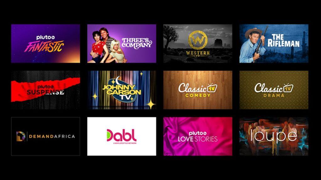 Netflix Alternative Pluto tv
