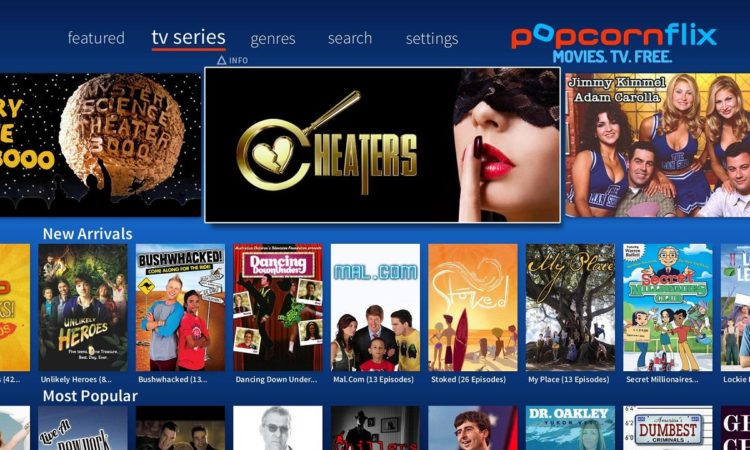 Alternatives To Watch Netflix Shows And Movies For FREE !