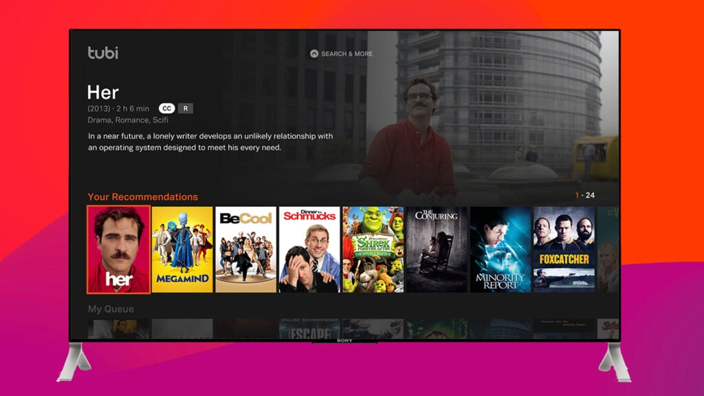 Alternatives To Watch Netflix Shows  Tubi