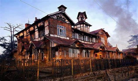 Haunted places of Shimla
