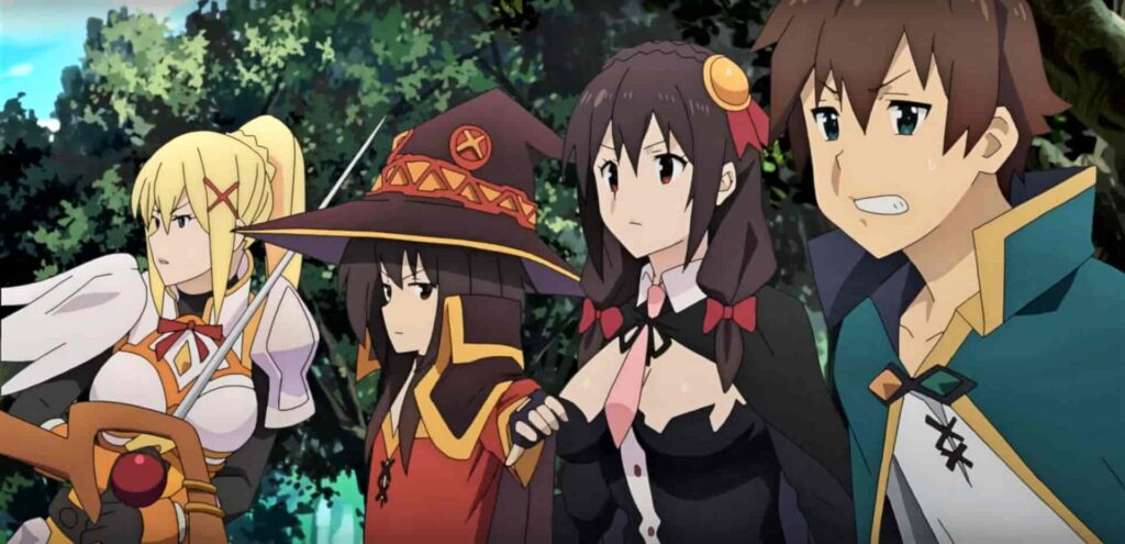 Konosuba Season 3 Release Date