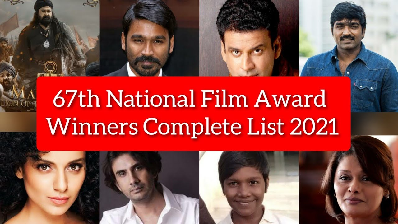 National Film Awards 2021 winners list