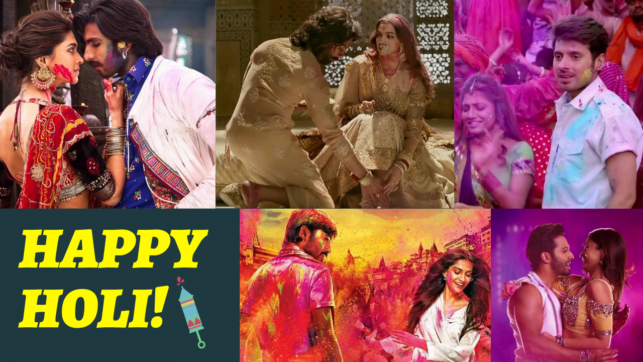 Movies To Watch On Holi