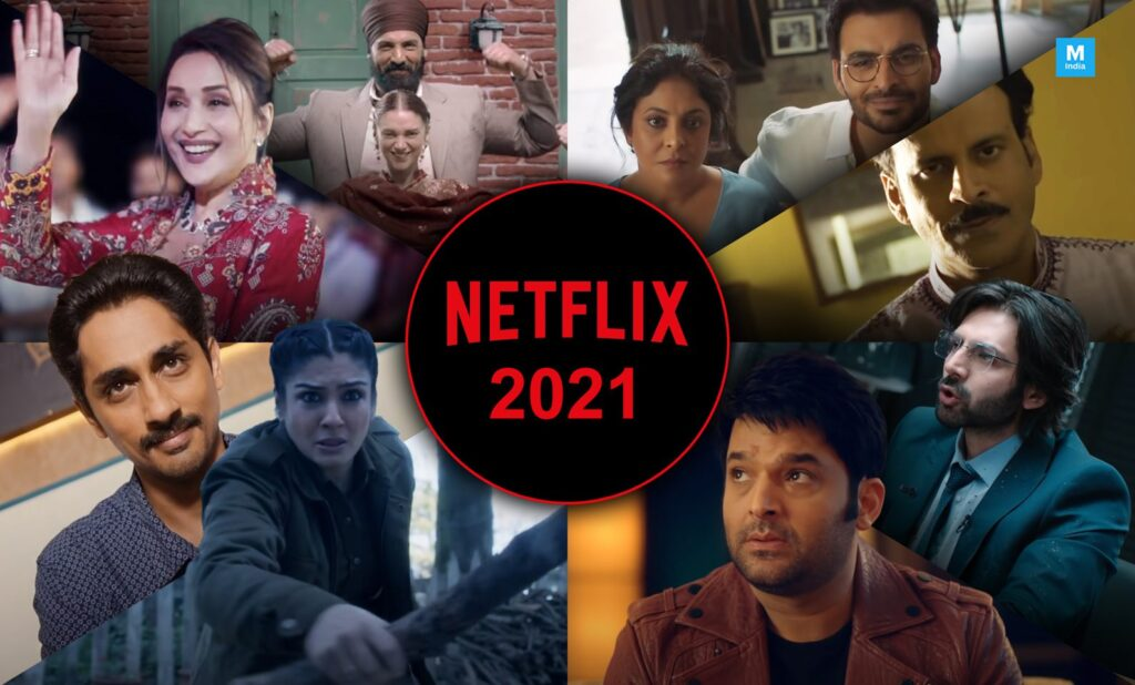 Netflix's upcoming movies and series