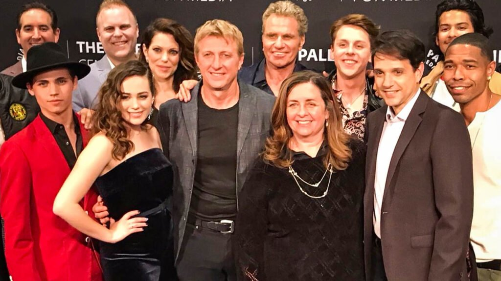 Cobra Kai season 4 cast