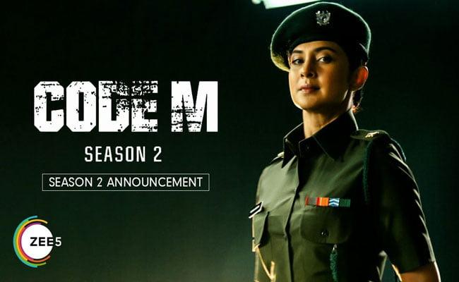 code m season 2 release date