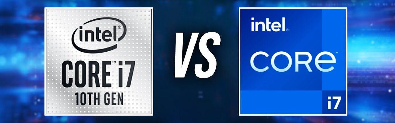 Intel 10th Gen Vs 11th Gen