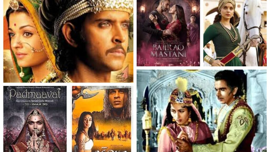 movies based on Indian history