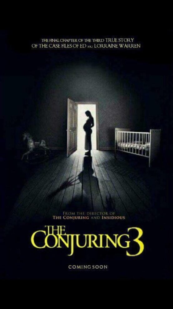 the counjuring 3