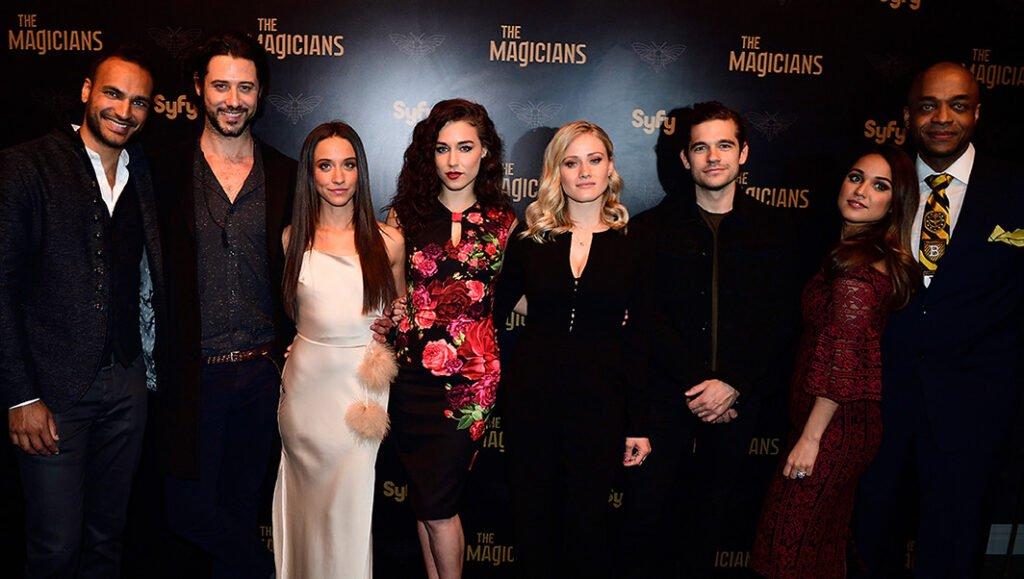the Magicians season 6 cast