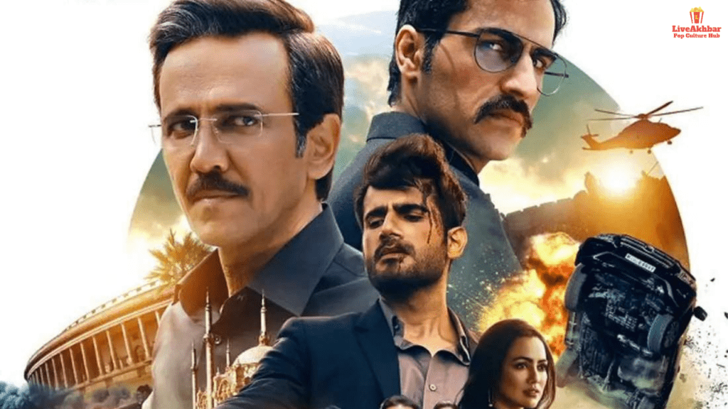 Best Indian Action Web Series