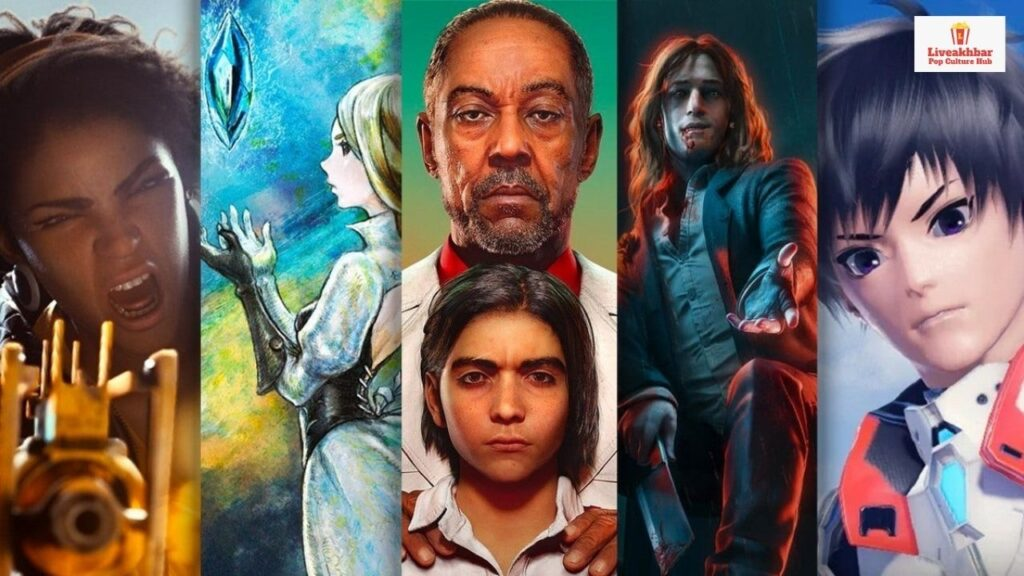 Latest Games Releasing In 2021
