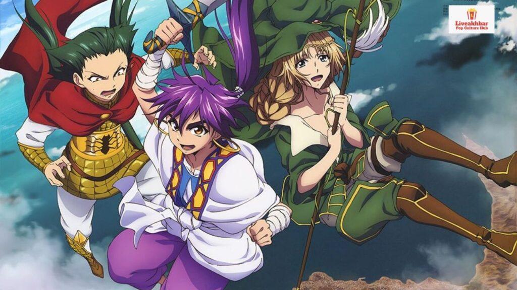 Sinbad Anime Season 2 Release Date