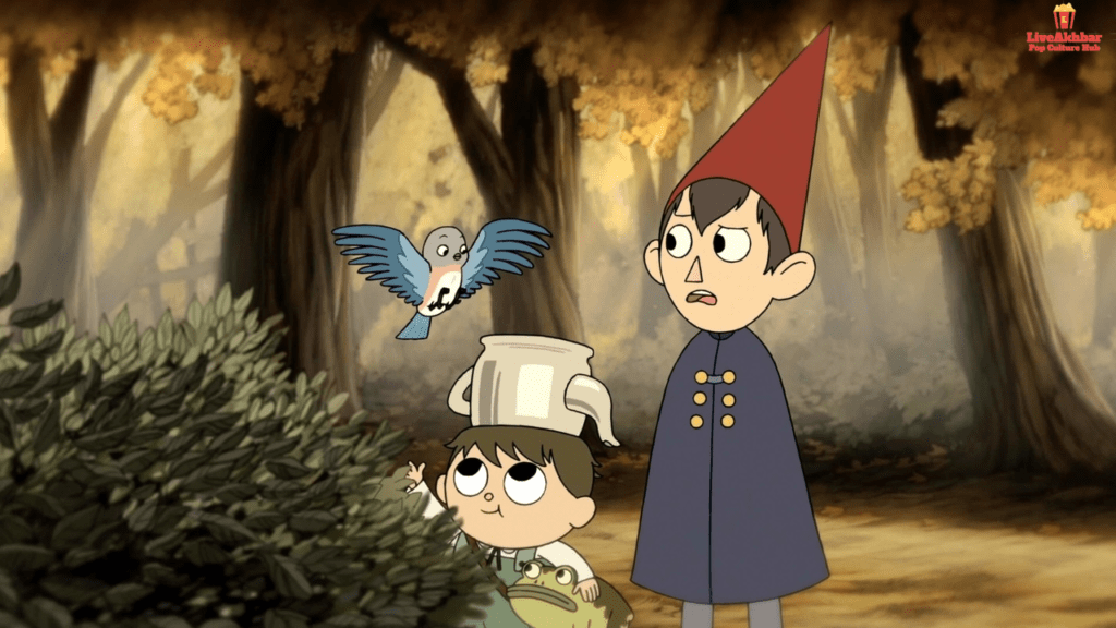 Over the Garden Wall Shows Like The Legend Of Korra