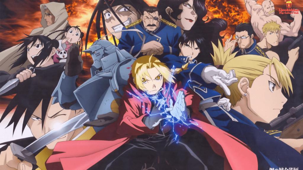 Fullmetal Alchemist Shows Like The Legend Of Korra