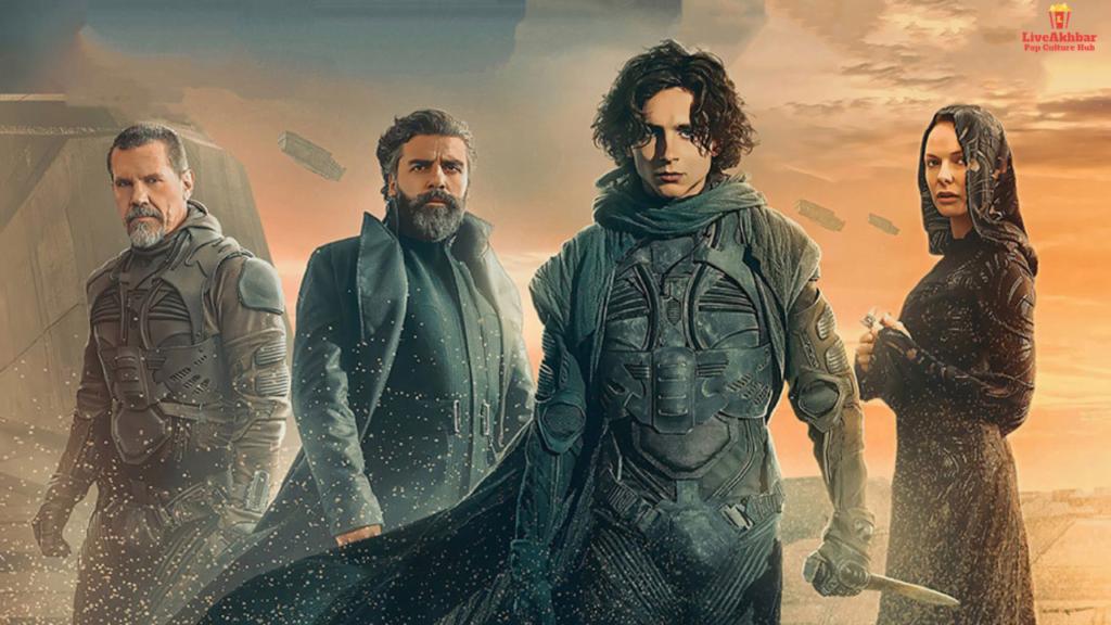 dune trailer - Dune Release Date