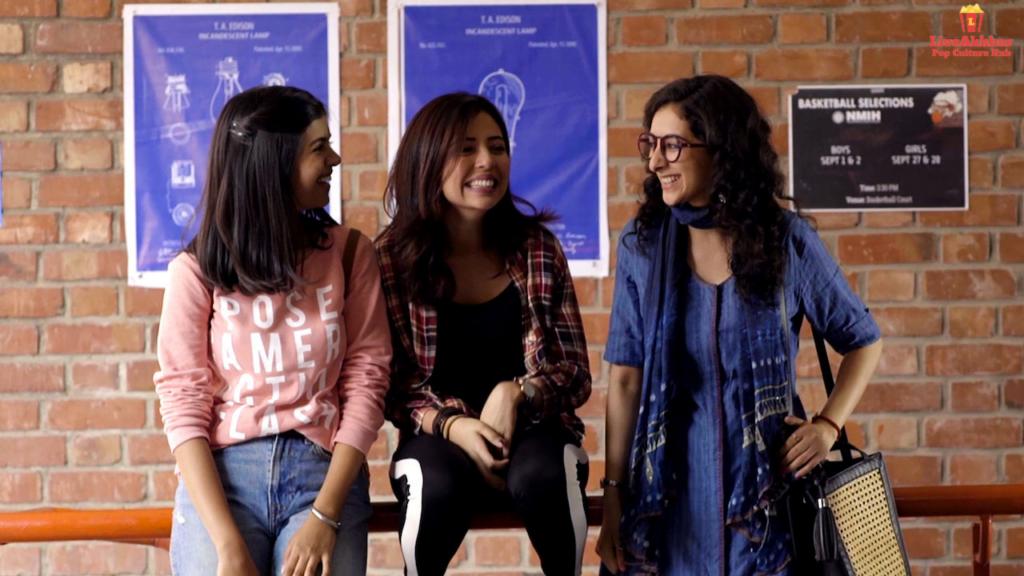 Engineering Girls Season 2 cast