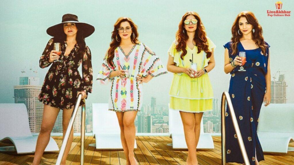 Fabulous Lives of Bollywood Wives season 2 trailer