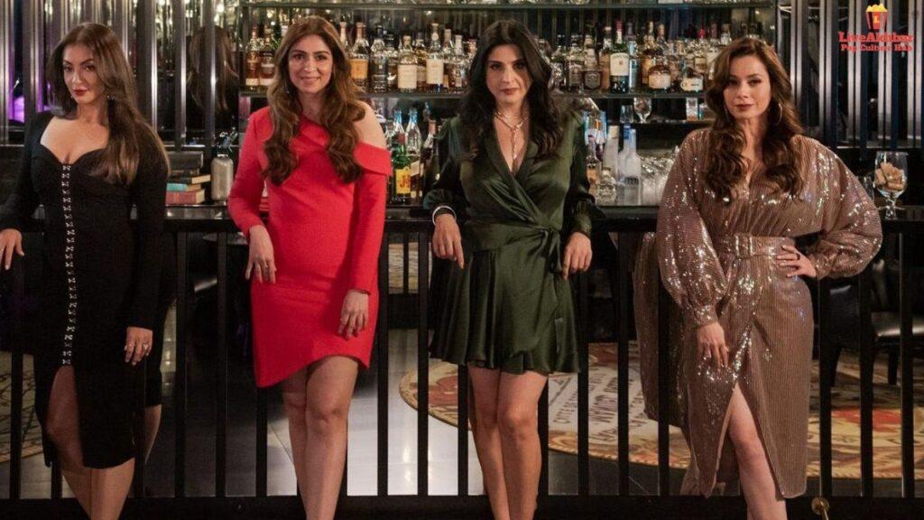 Fabulous Lives of Bollywood Wives season 2 plot