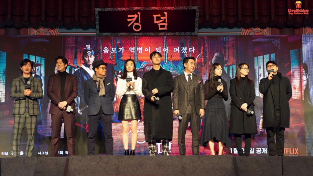 Kingdom Season 3 Cast