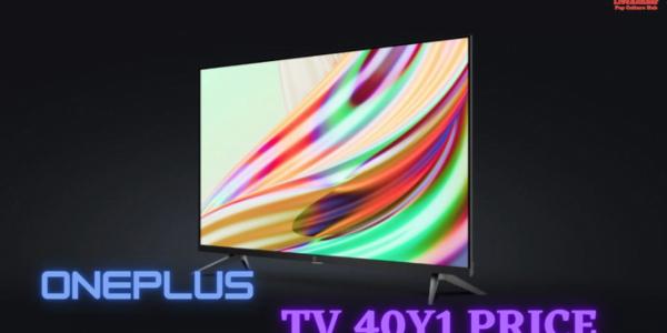 OnePlus tv 40Y1 Price