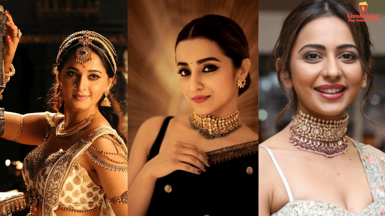 South Indian Actress list 2021