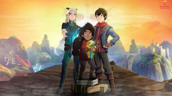 The Dragon Prince Season 4 Release Date