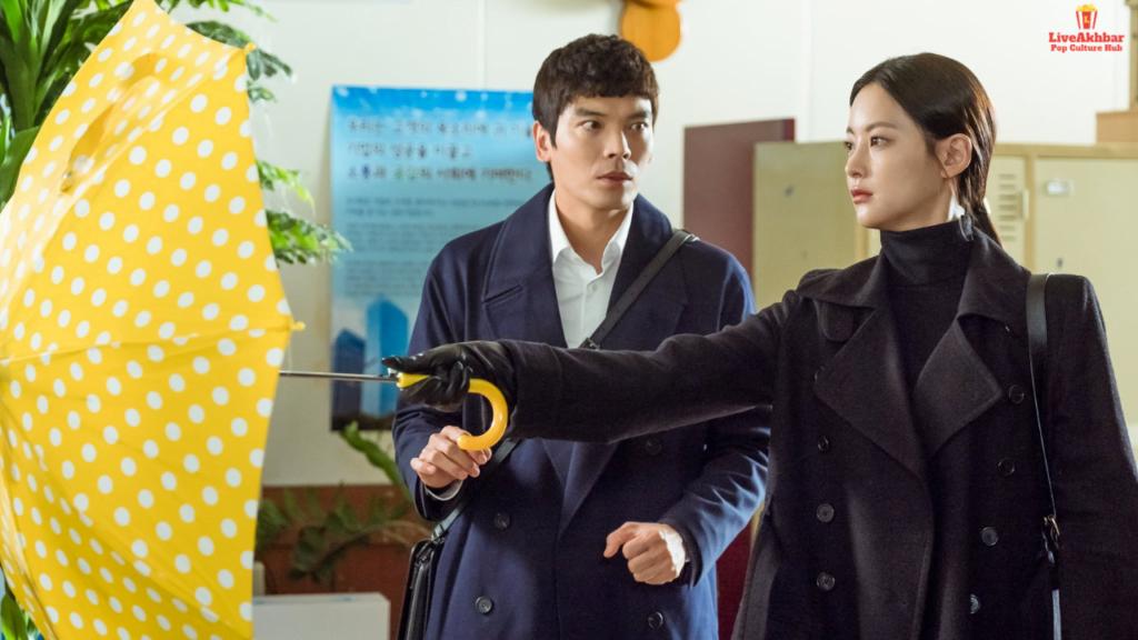 A Korean Odyssey Season 2 cast