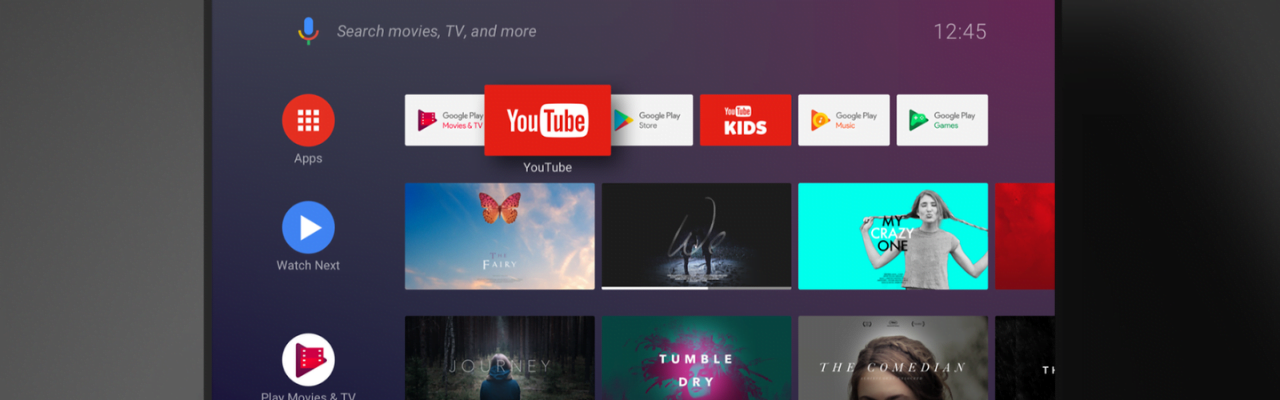 Best Android TV launcher apps