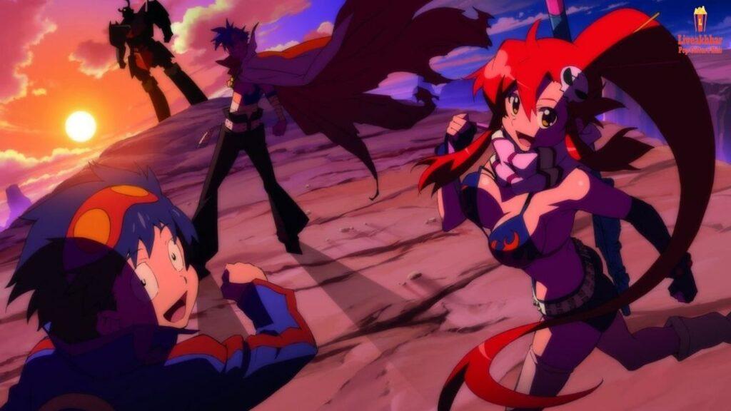 Best Anime like Code Geass on Netflix