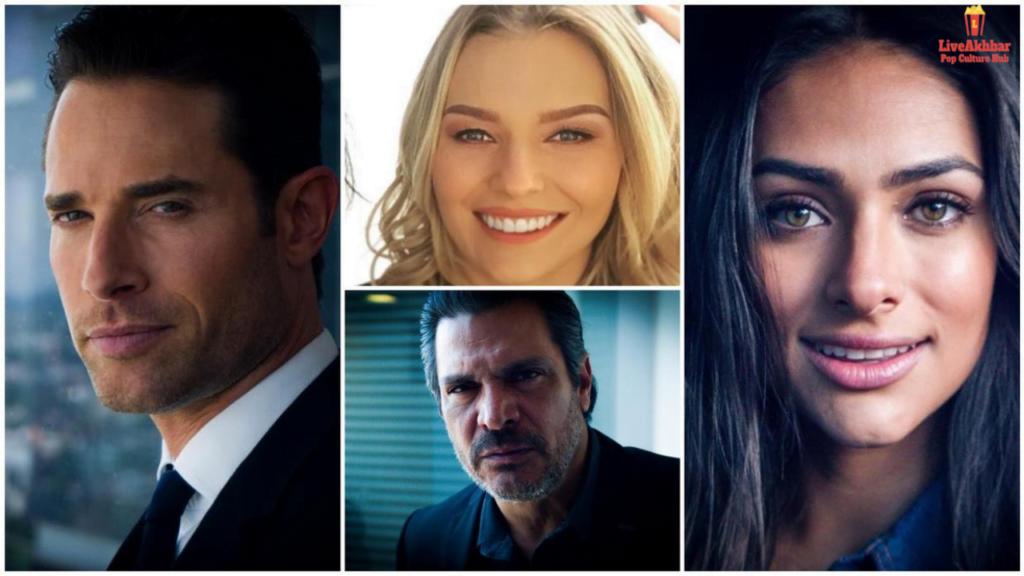 El Dragon Season 3 Cast and Crew
