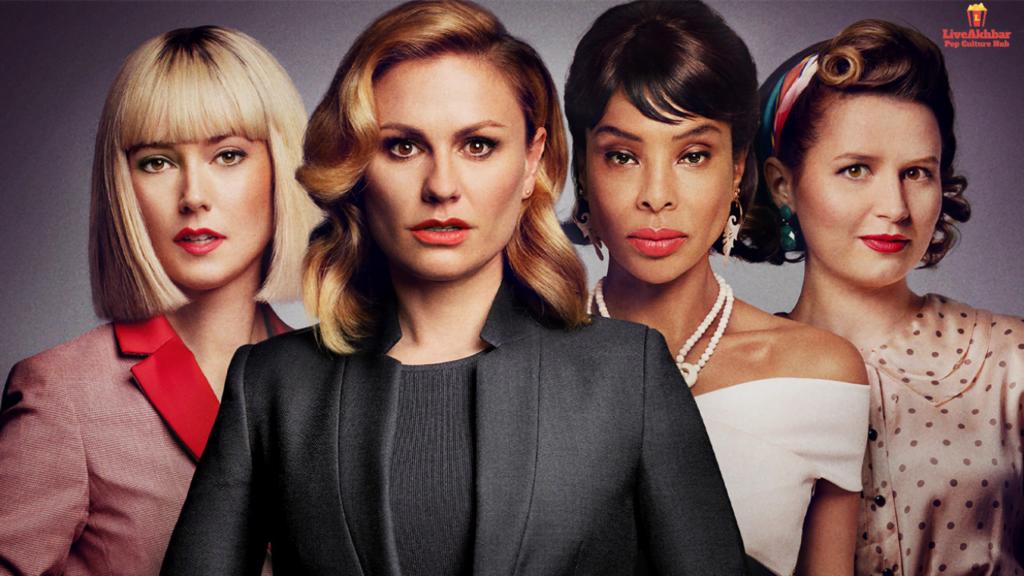 Flack Season 3 Casts Members