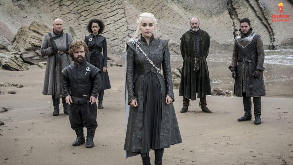 Game of Thrones Season 9 cast