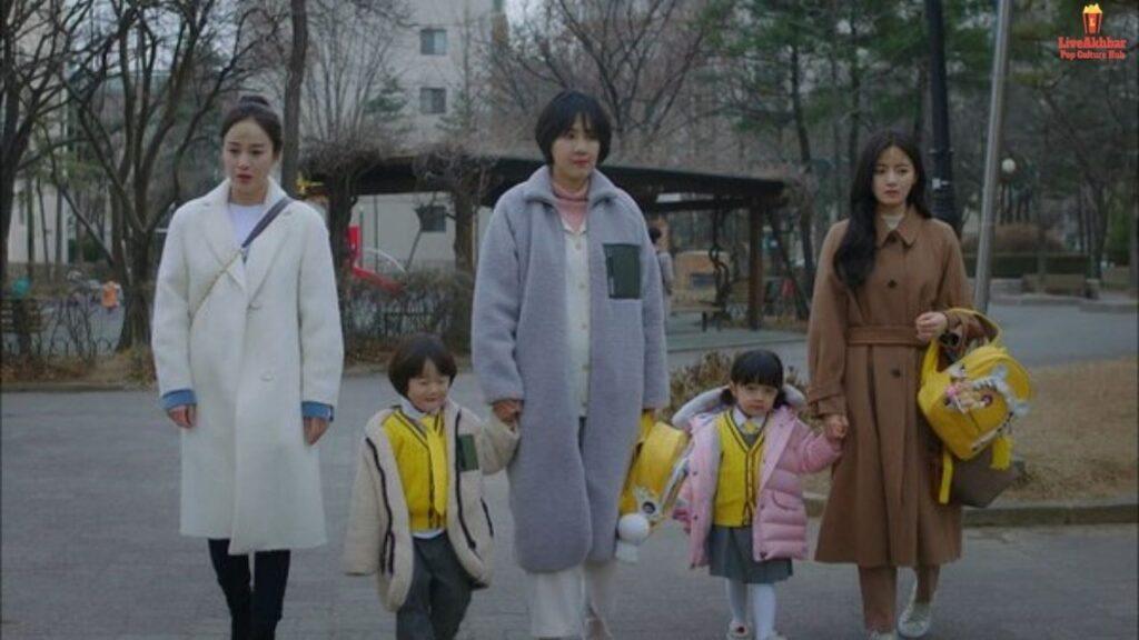 Hi Bye Mama Season 2 cast
