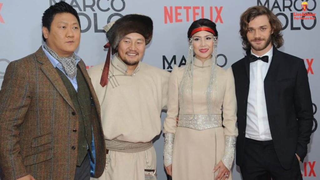 Who Is In the Cast of Marco Polo?