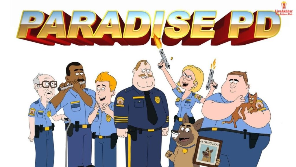 Paradise PD Season 4 Release Date