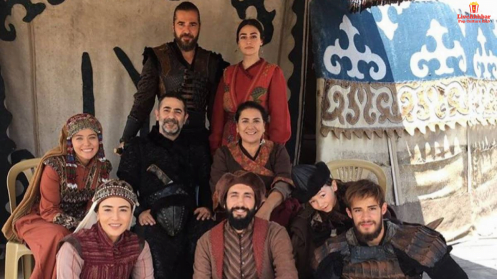 Resurrection Ertugrul Season 6 Cast