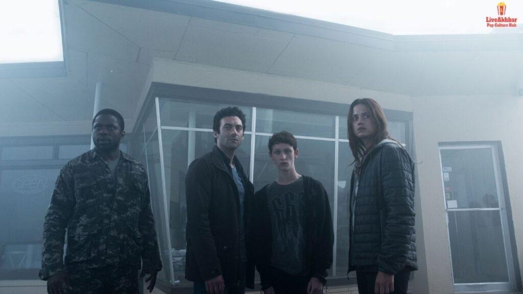 The Mist Season 2 Cast