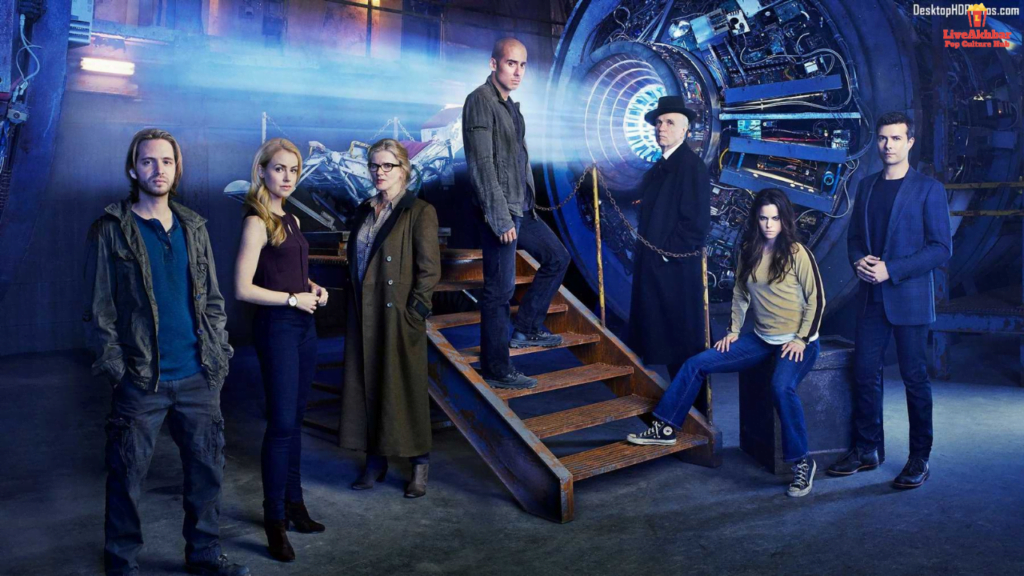 12 Monkeys Cast and Characters: Who's in it?