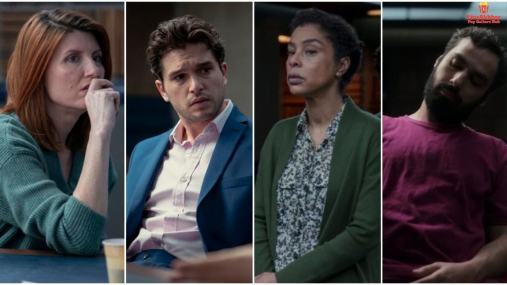 Criminal UK Season 3 Cast and Crew