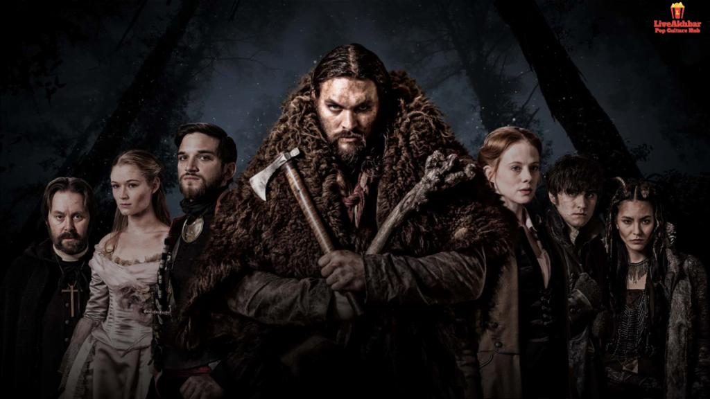 Frontier Season 4 Cast and Crew Members