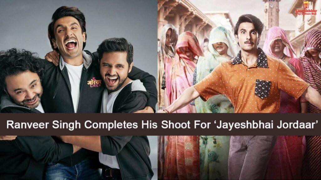Jayeshbhai Jordaar Release Date