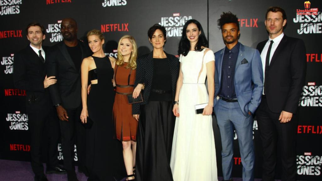 Jessica Jones Season 4: Cast and Crew