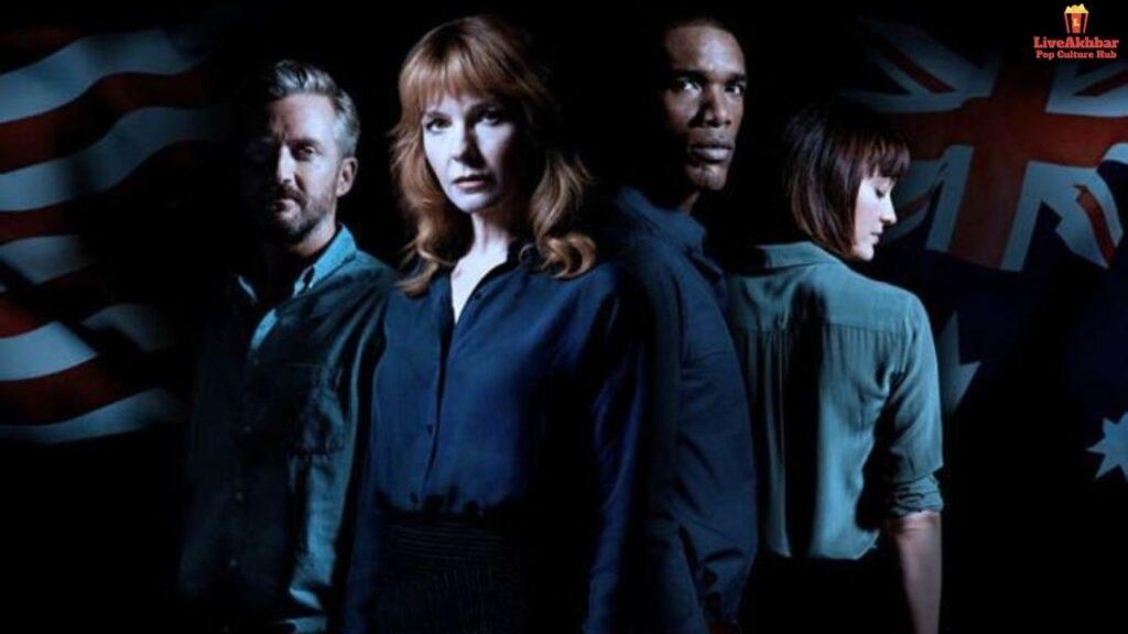 Pine Gap Season 2 Release Date