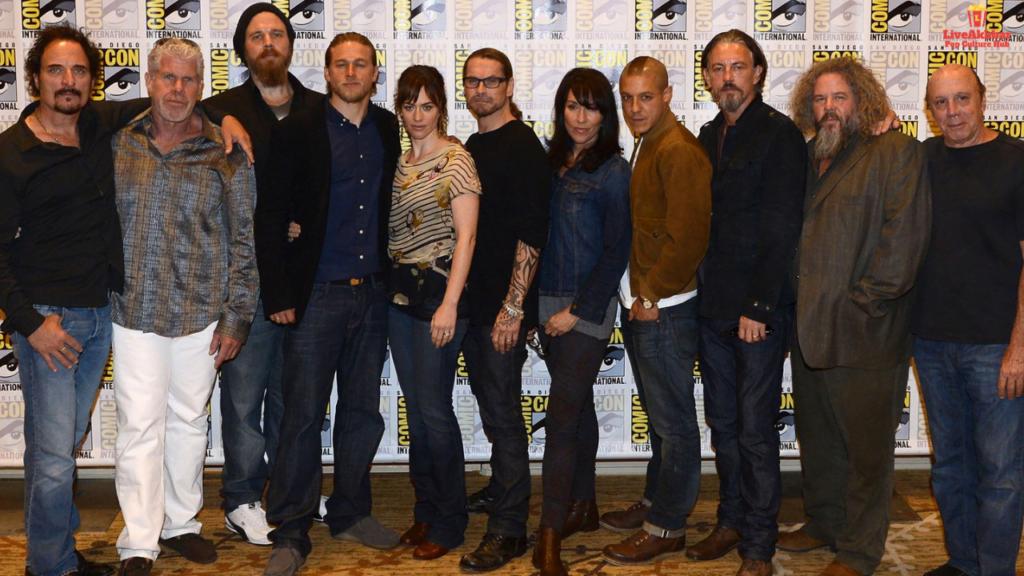 Sons Of Anarchy Season 8: Cast