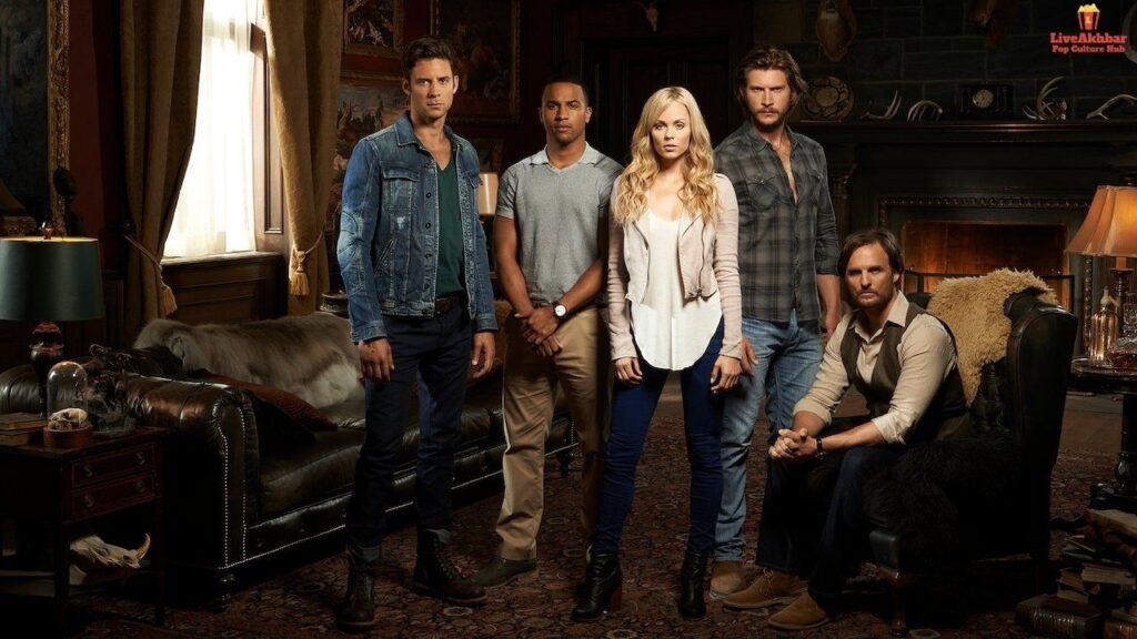 Bitten Season 4 Cast
