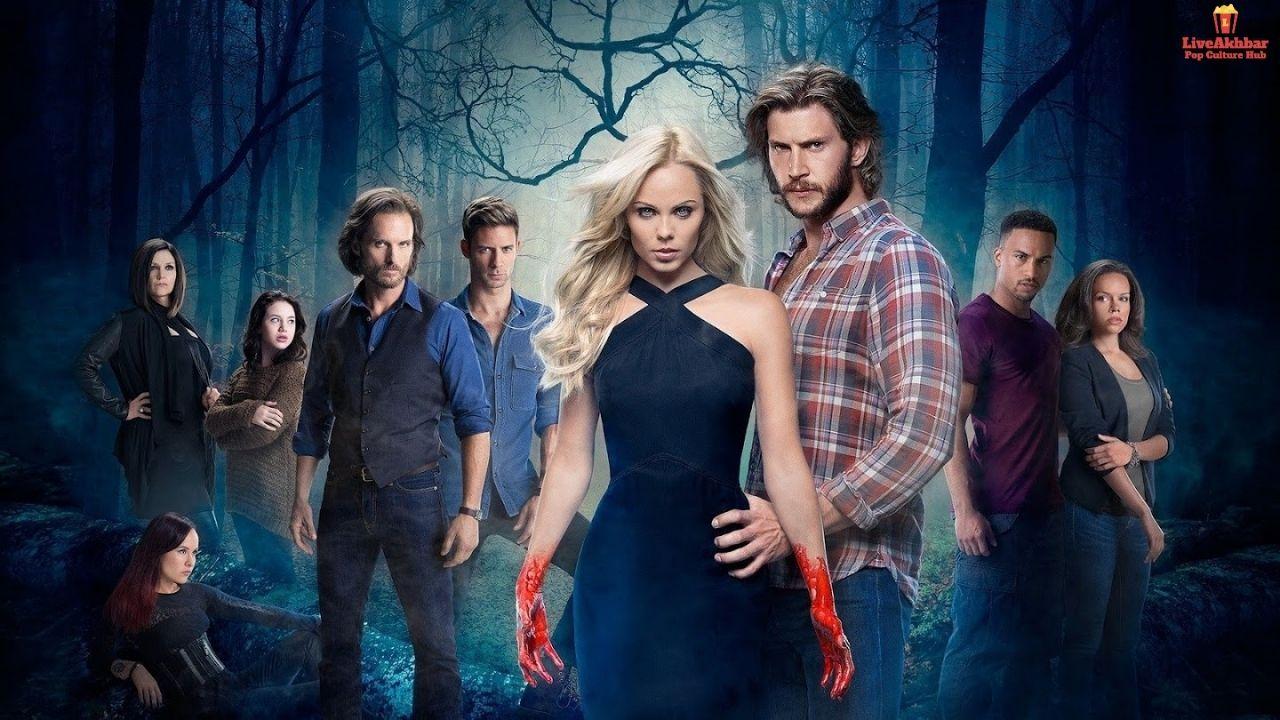 bitten season 4
